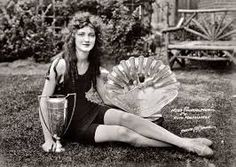 Portrait of Miss America 1924 - Ruth Malcomson Vintage Pictures, Old Pictures, Old Photos, Antique Photos, Shorpy Historical Photos, Miss America, Interesting History, Beauty Pageant, Mode Vintage