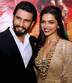 Ranveer-Deepika to play husband wife BY All About Women - http://www.allaboutwomen.in/ranveer-deepika-to-play-husband-wife/