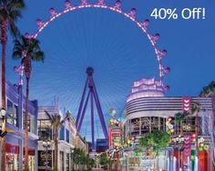 World's Tallest Observation Wheel, Vegas