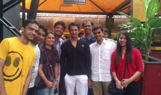 A morning with Sharman - with Vaibhav, Anandit, Aditi Holay, Ashwin, Niranjan, Akshay and Neha!