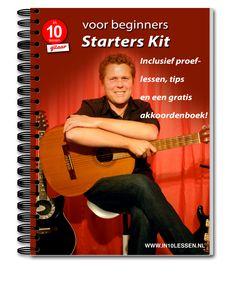 Gitaarles voor beginners | Gitaar leren spelen | Gratis akkoordenboek