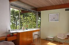 Mid Century Modern House - minimalist to masculine, Japanese - Danish - Mod