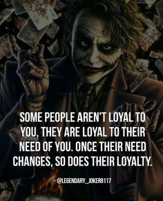 33 Joker Quotes to fill you with Craziness. Study Quotes, Wisdom Quotes, True Quotes, Great Quotes, Motivational Quotes, Inspirational Quotes, Qoutes, Heath Ledger Joker Quotes, Best Joker Quotes