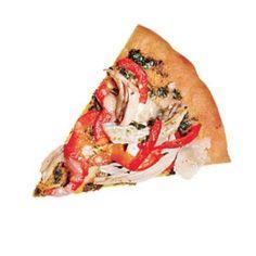 Chicken Pesto Pizza | CookingLight.com