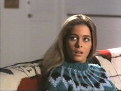 Nicole Eggert in Blown Away 1992