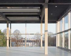 Muoto Architectes, Myriam Tirler, Maxime Delvaux · Public condenser