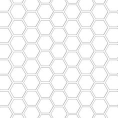hexagon template  #freebie #digi 12.5 inches x 12.5 inches (or click through for a standard sized one)