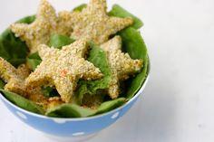 Estos nuggets de pollo y verduras son fáciles de preparar y padres y niños los adoran... Los niños porque tienen un sabor delicioso, y los padres porque se convierten en una completa cena liger