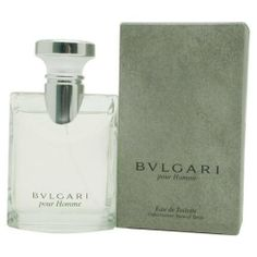 BVLGARI Pour Homme By Bvlgari Classic version for Men Eau De Toilette Spray 3.4 Oz. Rare by Bvlgari Parfums. $36.99. Was launched 1996 Fragrance notes: Dry woods, musk and amber.. Save 56%!