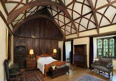 wortham manor tudor devon interior 1400s built lifton homes early british english houses read bedroom originally double