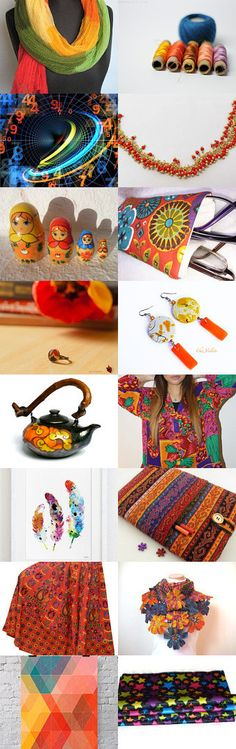 Summer Color ~ Summer 2015 Gift Guide ~ Team 7 Weekend Treasury by Kathy Carroll on Etsy--Pinned with TreasuryPin.com Help me promote these awesome artists by  Clicking the link to give them views! Thanks!