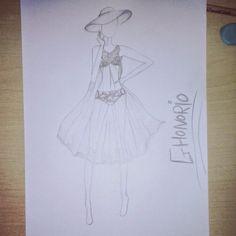 GHonorio Fashion: Design swimwear 2015 #fashion #moda #desen...