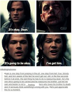 Sammy! This is why he's my favorite!!