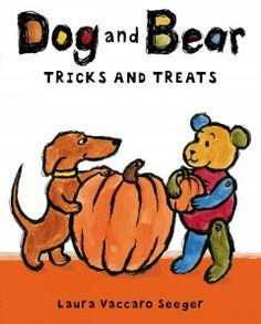 JJ CELEBRATIONS SEE. Dog and Bear are back in three new stories, all with a Halloween theme.