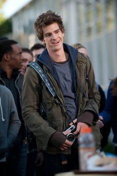 Peter Parker! :D
