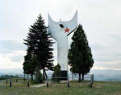 soviet landscape sculpture