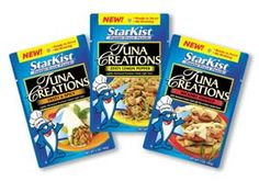 Spice Up Your HCG Diet With Tuna Creations form Starkist