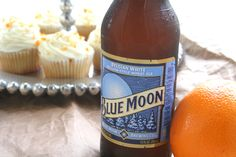 Blue Moon Cupcakes. Yes, please.