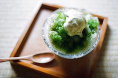 抹茶氷 | Flickr - Photo Sharing!
