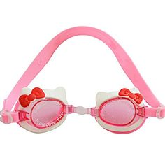 ab1a7af859 MKOOL Children Swimming Goggles with Waterproof Antifog UV protection and  Threestage adjustable soft nose bridgeCute Frog cartoon goggles -- Want to  know ...