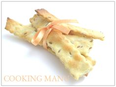 Cumin Crackers