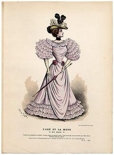 ferdinand bac art | ... magazines l art et la mode 1883 1919 l art et la mode 1883 1919