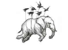 Elefante. Ilustración
