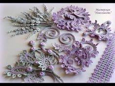 Watch The Video Splendid Crochet a Puff Flower Ideas. Phenomenal Crochet a Puff Flower Ideas. Crochet Brooch, Freeform Crochet, Crochet Art, Thread Crochet, Crochet Motif, Irish Crochet Tutorial, Irish Crochet Patterns, Crochet Designs, Crochet Leaves