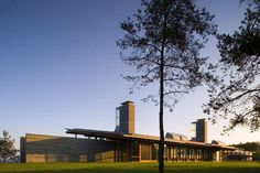 Valley Residence In Rural Canada Topping A Narrow Ridge