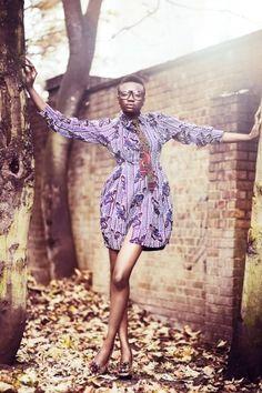 Chichia London by Christine Mhando from Tanzania