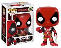 Funko POP! Marvel Deadpool Thumbs Up Action Figure 112