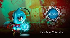 An Interview with Drakhar Studios: Creators of Ginger - KeenGamer Make A Game, Editor, The Creator, Interview, Crystals, Studio, Games, Shop, Crystal