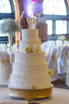 Megan & Kevin // Cleveland Wedding // Donna Morgan Collection // Bridesmaid Dresses Chantilly // Imagine It Photography //