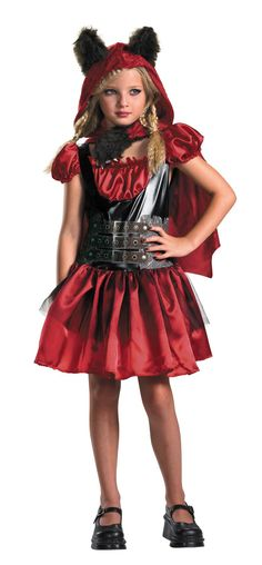 Lil Red Riding Rage 10-12