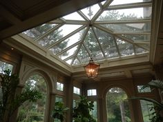 Such a nice open ceiling. Seems to me like it would be perfect for a quiet afternoon reading - especially if it was raining outside!