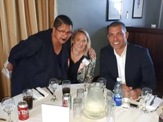 Our founder Jeanne Groenewald had the pleasure at the AHI SME Indaba yesterday to sit with the incredible Chef Reuben Riffel.