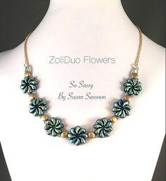 ZoliDuo Flower Necklace