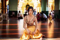 Fotógrafa revela a beleza de mulheres de 30 países