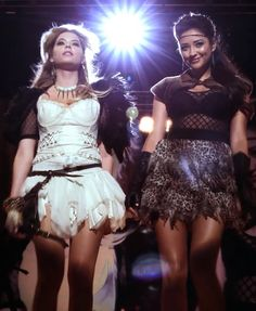 """She's gone but she's everywhere"" #pll #fashion #hanna #emily"