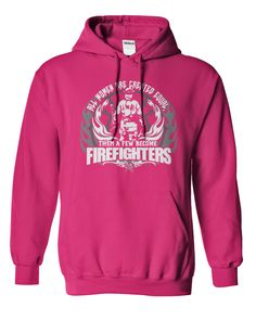 *** JUST RELEASE - NOT IN STORES *** All Women were created equal then a few become Firefighters. Only $34 - $37,with 4 colour option. Buy it now: http://www.sunfrogshirts.com/LifeStyle/Women-created-equal-hoodie-pink.html?12635 Please support us by tagging your friends and Sharing this post!