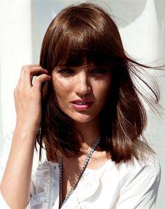 Capelli, i tagli medi primavera estate 2014 - VanityFair.it