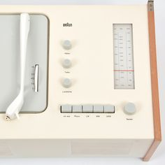 Braun SK5 Radio and Record Player Dieter Rams Gugelot