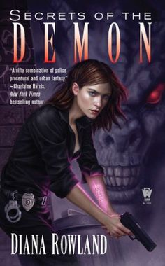 Secrets of the Demon (Kara Gillian, BK#3) by Diana Rowland