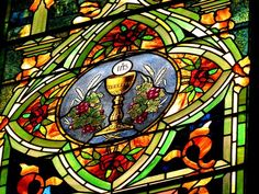 Image result for eucharistic imagery window