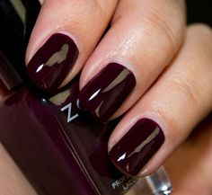 "zoya polish ""anja"" - great vampy shade"
