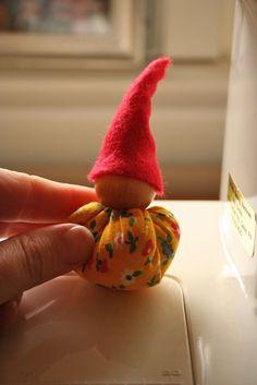 Gnomes Tutorial | Gingercake