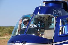 Tom, your Bonisair pilot, is ready to take you on a ride to be remembered over the magnificent Victoria Falls.