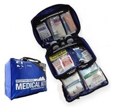 A Medical Kit!!! It's a MUST in every House if you love your family. You will find in here http://survivalhints.com/products-review the perfect place to buy it. If you need any advice, I'm here. I wish you a safe day.