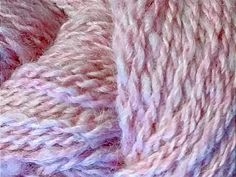 Agnus Pink!  New, limited edition product 2016. Gulf Coast blends with  bunny rabbit and merino.