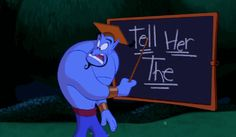 Life Lessons From Genie